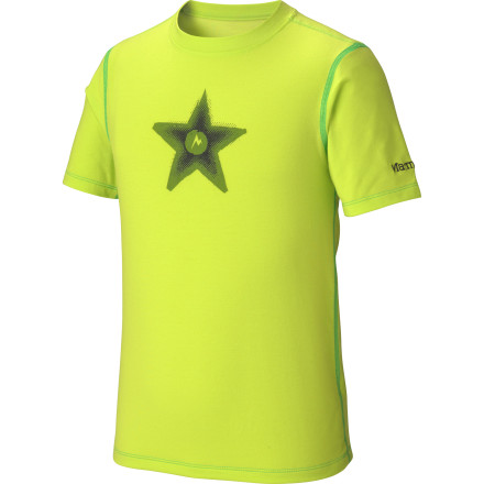photo: Marmot M-Star Tee short sleeve performance top