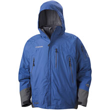 photo: Columbia Men's Icefield Parka component (3-in-1) jacket