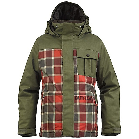 photo: Burton Sludge Jacket snowsport jacket