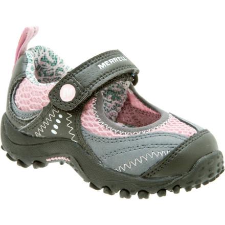 photo: Merrell Kids' Chameleon Arc Jump Jr. trail shoe