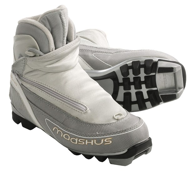 photo: Madshus Amica 120 nordic touring boot