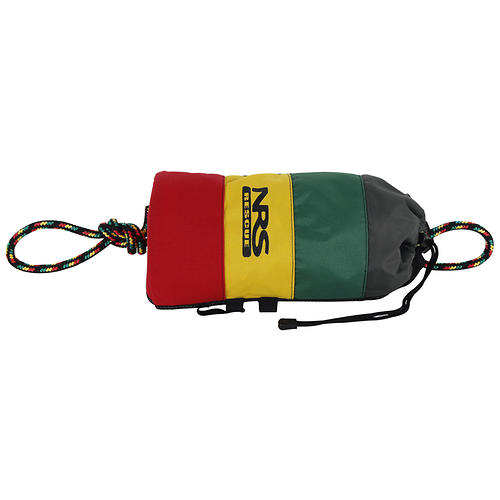 photo: NRS Rasta Rescue Throw Bag throw bag/rope