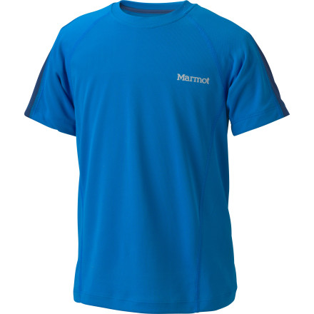 photo: Marmot Boys' Doctor D Short Sleeve short sleeve performance top