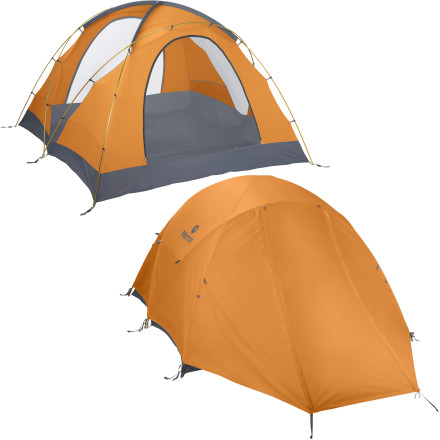 photo: Marmot Den 4P three-season tent