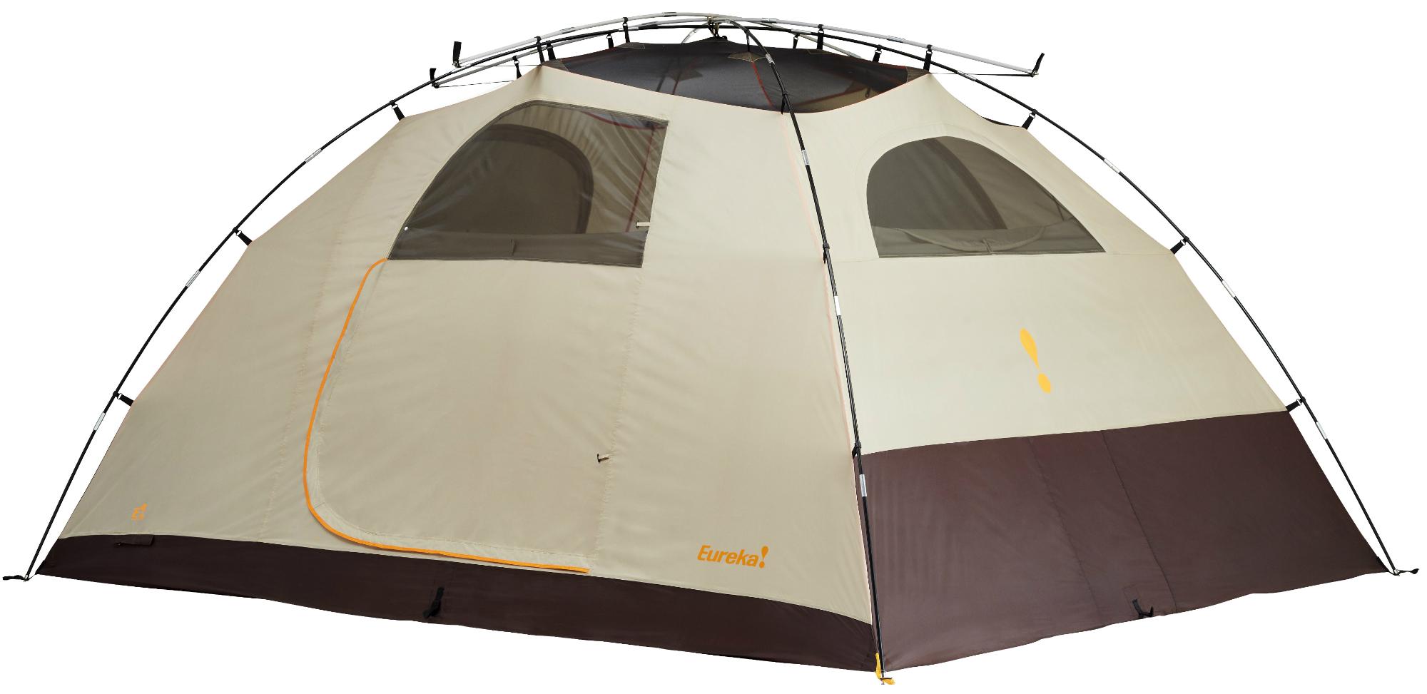 photo: Eureka! Sunrise EX 8 three-season tent