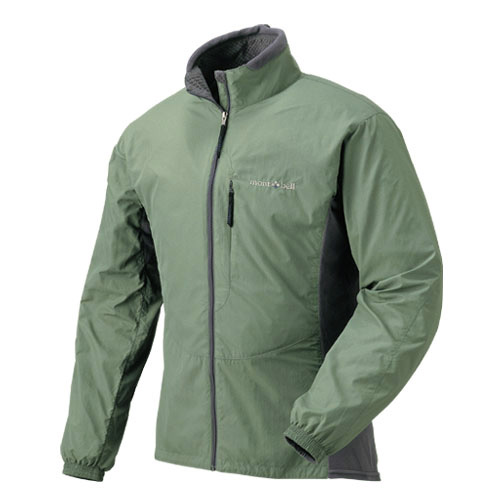 photo: MontBell Light Shell Jacket wind shirt