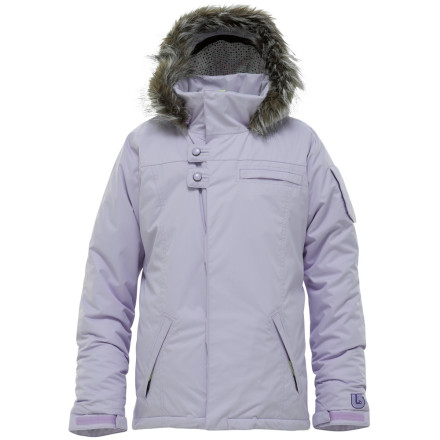 photo: Burton Mistique Jacket snowsport jacket