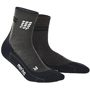 photo: CEP Dynamic+ Merino Short Cut Socks compression sock
