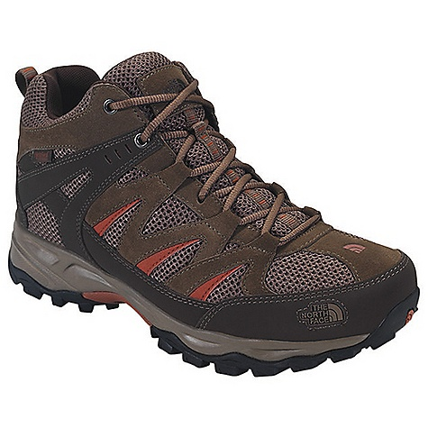 photo: The North Face Tyndall Mid hiking boot