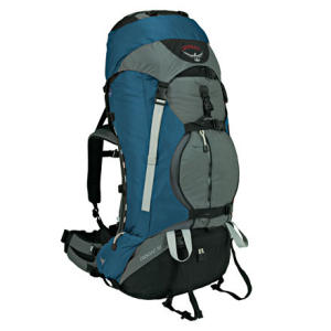 photo: Osprey Crescent 70 weekend pack (3,000 - 4,499 cu in)