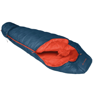 photo: VauDe Arctic 1200 cold weather synthetic sleeping bag