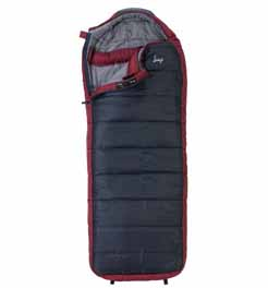 photo: Slumberjack Esplanade 0ºF 3-season synthetic sleeping bag