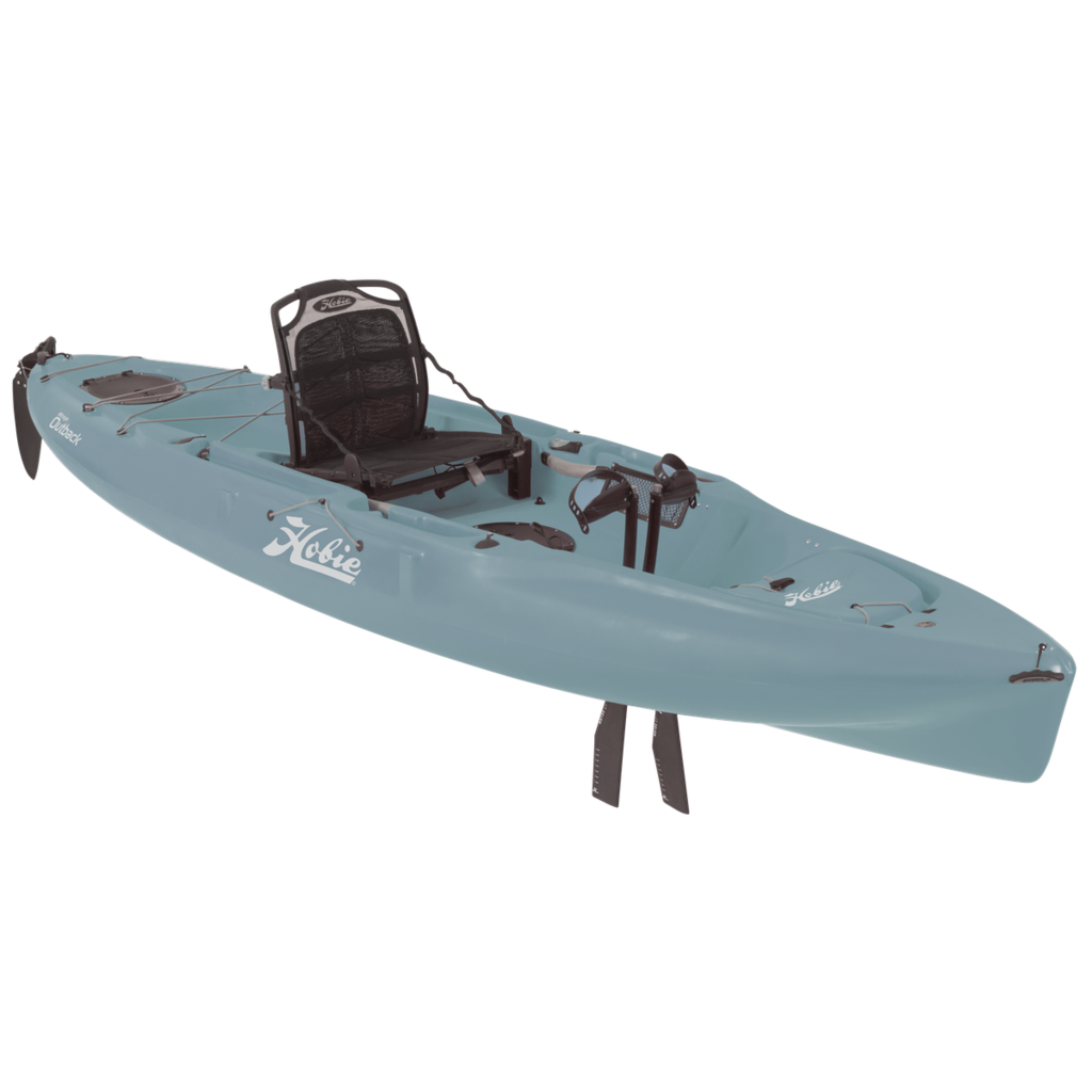 photo: Hobie Mirage Outback sit-on-top kayak