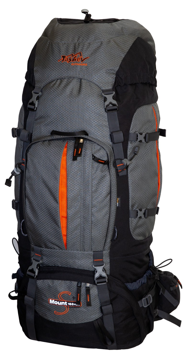 photo: Tashev Mount 100+20 S+ expedition pack (70l+)