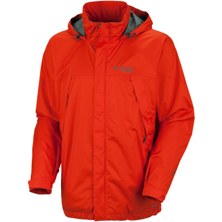 Columbia Raintech Jacket