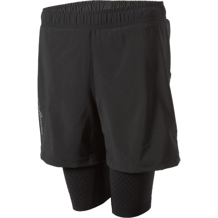 photo: Salomon Women's EXO Motion Short active short