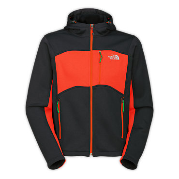 photo: The North Face Jumar Fleece Hoodie fleece jacket