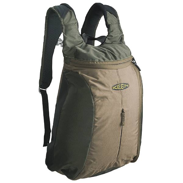 photo: Keen Burnside Daypack overnight pack (35-49l)