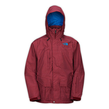 photo: The North Face Chatter Jacket waterproof jacket