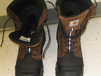 1d5ce1e8573 Carhartt 10-inch Insulated Composite Toe Pac Boots Reviews - Trailspace