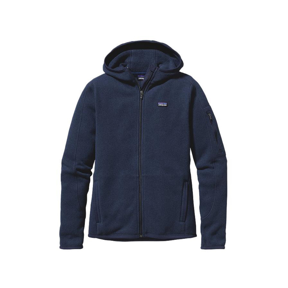 photo: Patagonia Women's Better Sweater Full-Zip Hoody fleece jacket