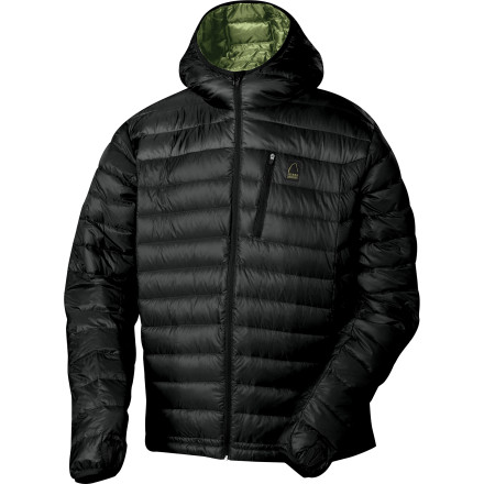 photo: Sierra Designs Gnar Hoody Jacket down insulated jacket
