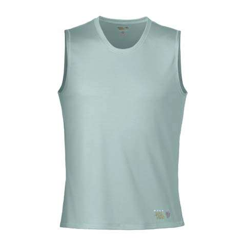 photo: Mountain Hardwear Wicked Tank short sleeve performance top