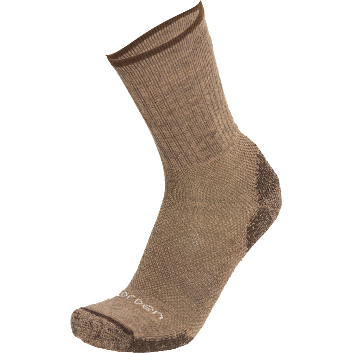 photo: Lorpen Men's Merino Light Hiker Crew Sock hiking/backpacking sock