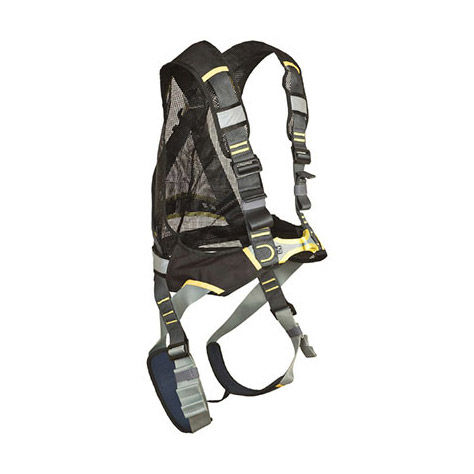 photo: Edelweiss Vulcain Jack Full-Body full-body harness