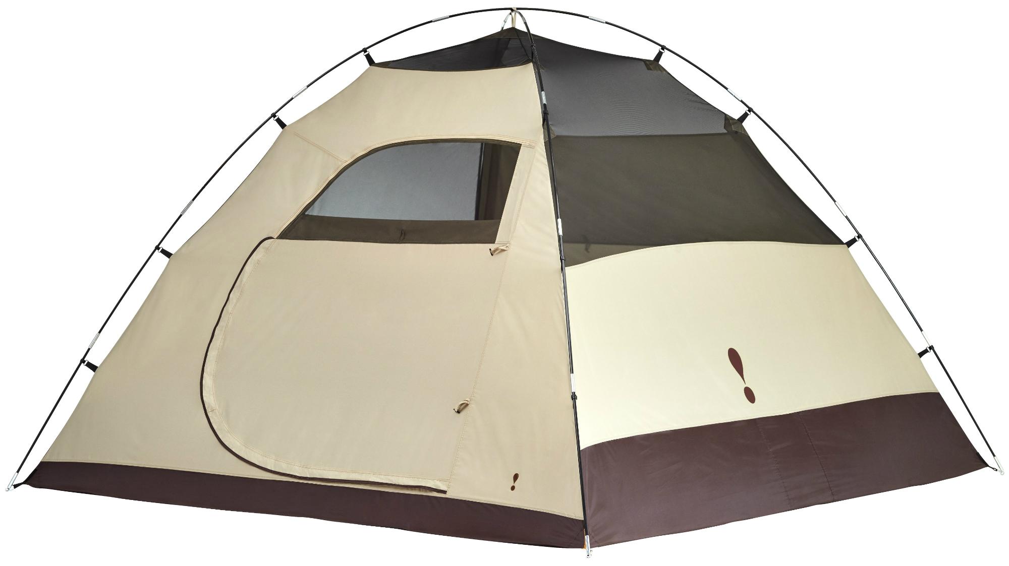 photo: Eureka! Tetragon HD 4 warm weather tent