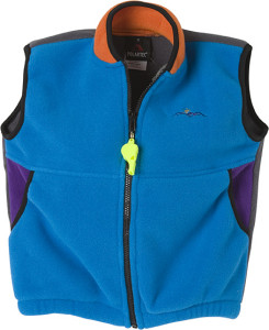 photo: Mountain Sprouts Kestrel Vest fleece vest