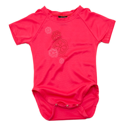 Outside Baby CoolBest Onesie