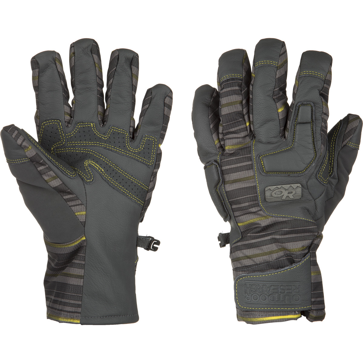 photo: Outdoor Research Men's Knuckleduster Gloves insulated glove/mitten