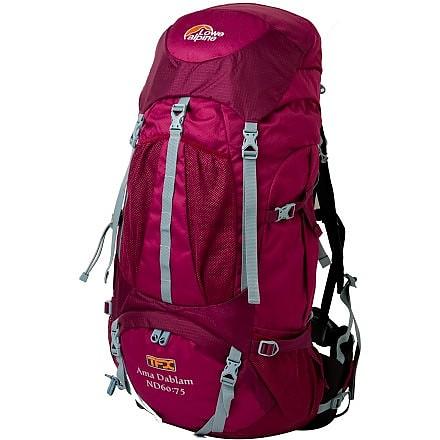 photo: Lowe Alpine TFX Ama Dablam ND60:75 weekend pack (50-69l)