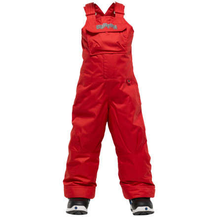 photo: Burton Cyclops Bib Pant snowsport pant