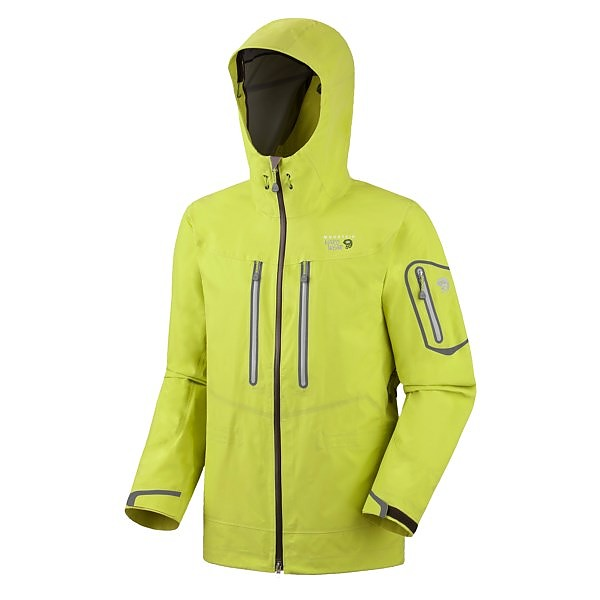 photo: Mountain Hardwear Victorio Jacket waterproof jacket