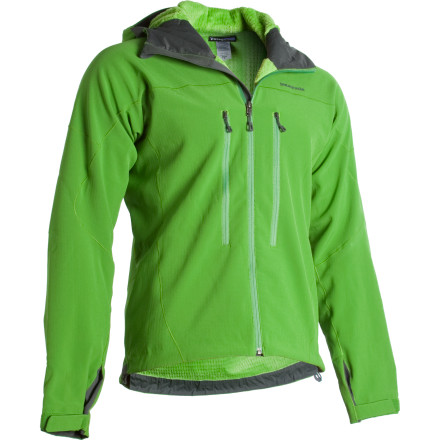 photo: Patagonia Men's Northwall Jacket snowsport jacket