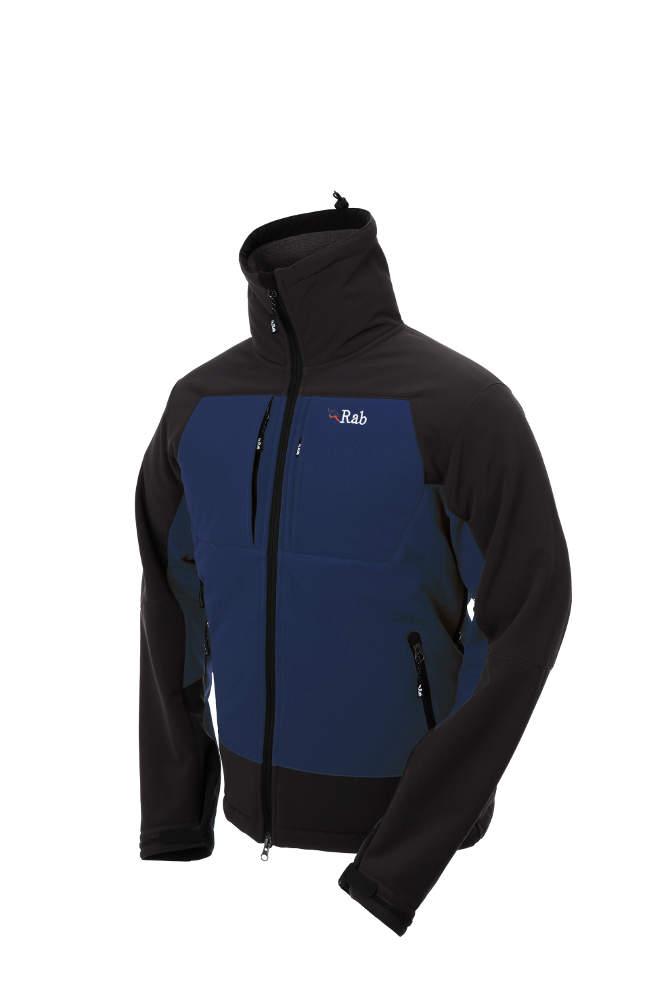 Rab Wind Bloc Jacket