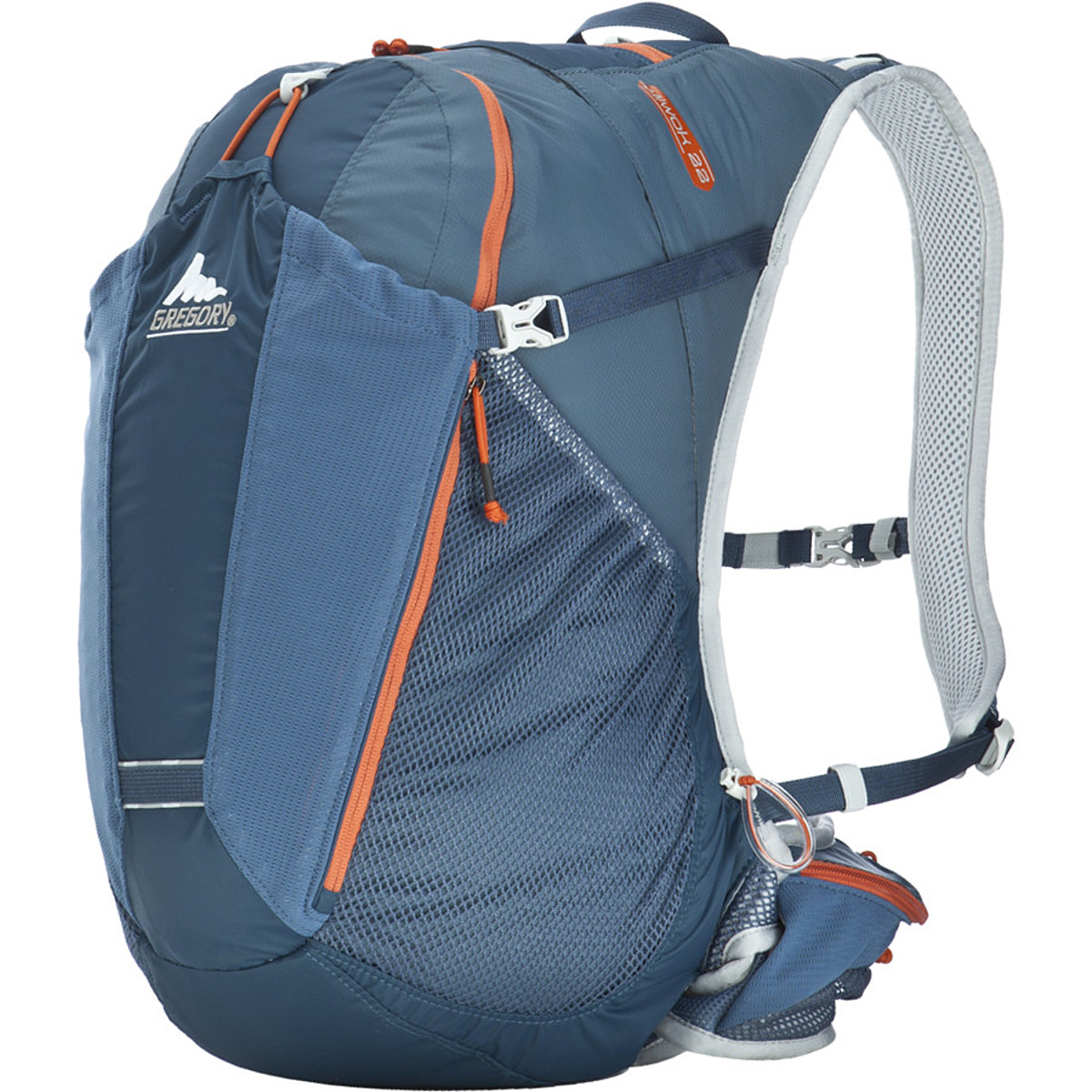 photo: Gregory Miwok 22 daypack (under 2,000 cu in)