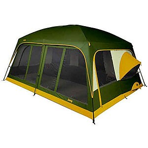 Jeep 3-Room Screen Combo Dome Tent