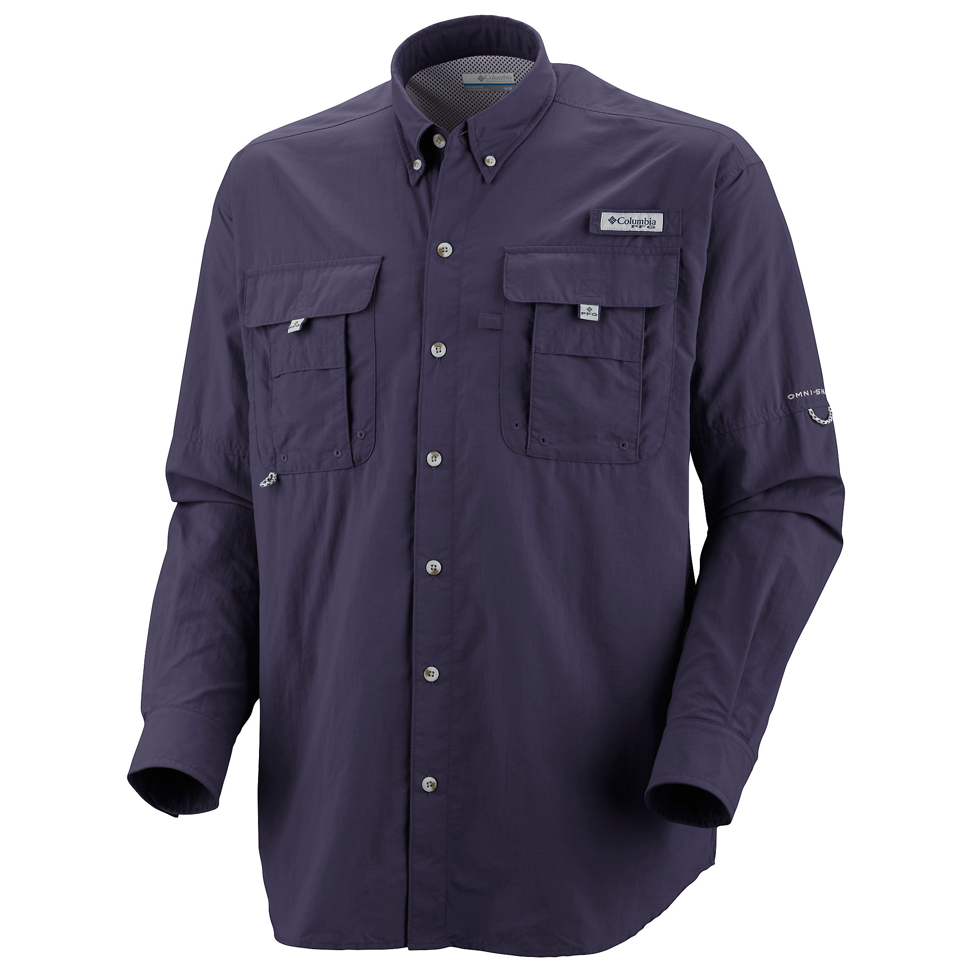 photo: Columbia Bahama II Long Sleeve Shirt hiking shirt