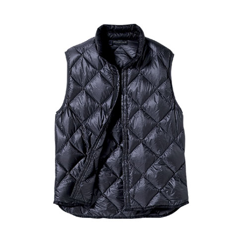 photo: MontBell Men's U.L. Down Inner Vest down insulated vest