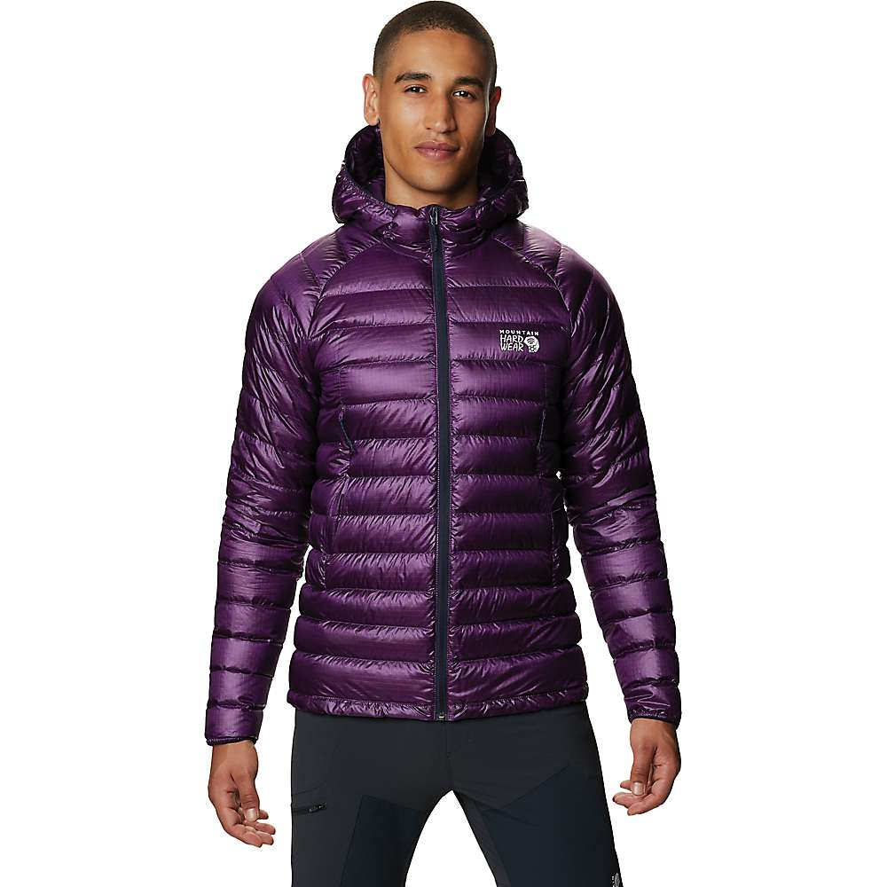 photo: Mountain Hardwear Men's Phantom Down Hoody down insulated jacket