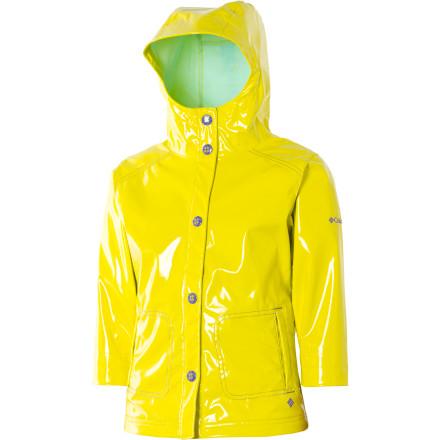 photo: Columbia Puddle Jumper Rain Slicker waterproof jacket