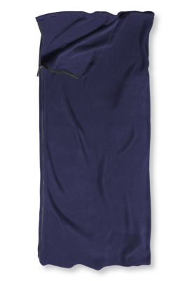 photo: L.L.Bean Cabin Fleece Sleeping Bag warm weather synthetic sleeping bag