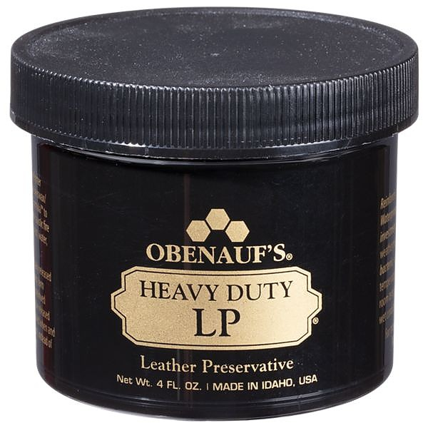 photo: Obenauf's Heavy Duty LP footwear cleaner/treatment
