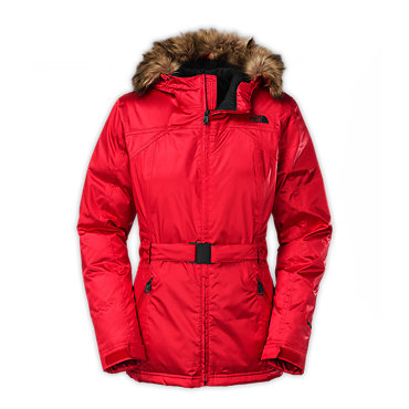 photo: The North Face Greenland Jacket down insulated jacket