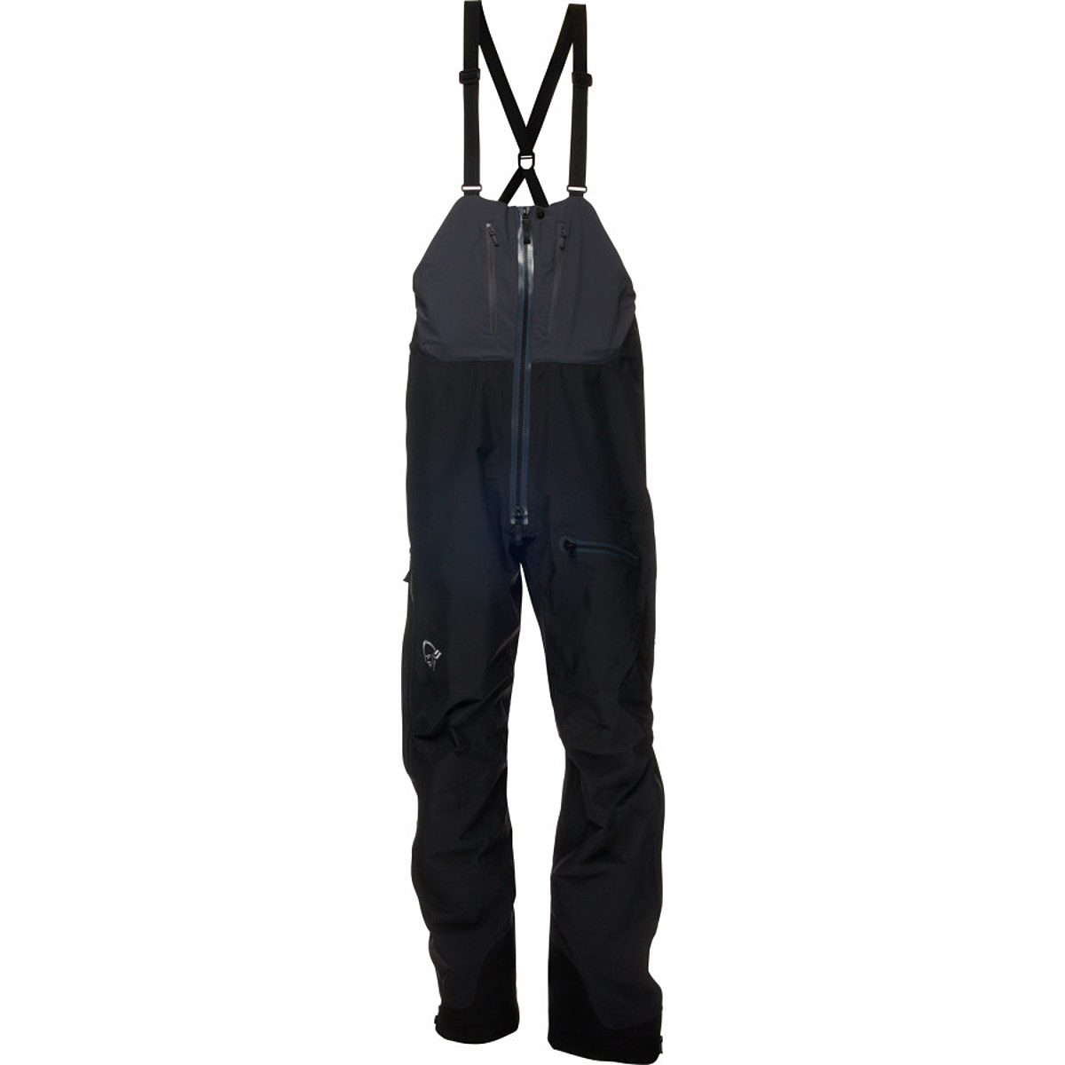 photo: Norrona Trollveggen Gore-Tex Pro Shell Bib waterproof pant