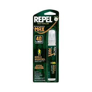 photo: Repel Sportmen Max 40 insect repellent