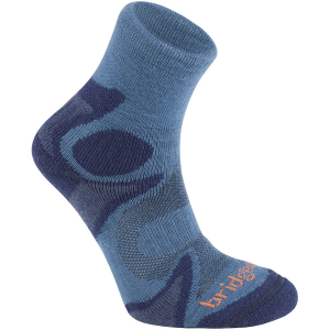 photo: Bridgedale Men's X-Hale Trailhead hiking/backpacking sock